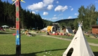 Letní park Bílá
